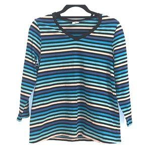 Long sleeve Motherhood Maternity shirt